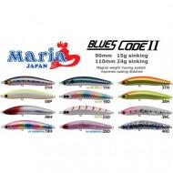 BLUES CODE II 90MM.